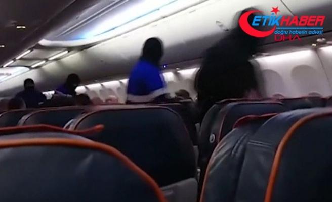 Rusya'da uçak kaçırma girişimi.. Şüpheli gözaltına alındı