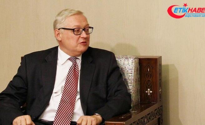 Rusya Dışişleri Bakan Yardımcısı Ryabkov: Rusya ile Türkiye zorlukları aştı