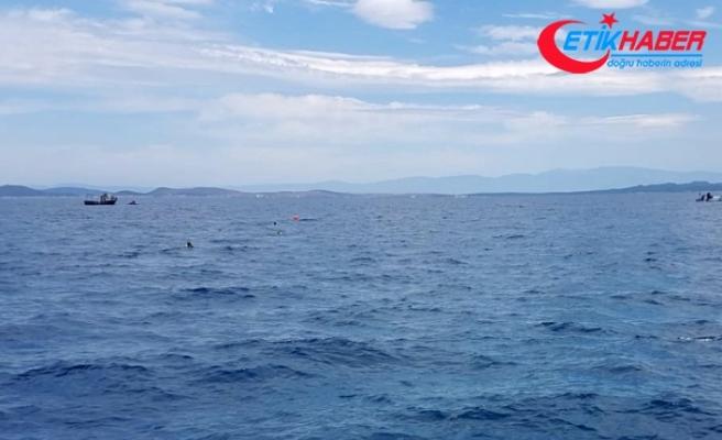 Samsun açıklarında batan gemide 6 kişi öldü, 7 kişi sağ kurtarıldı