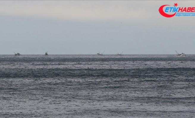 Samsun açıklarında batan gemide kaybolan 2 kişi hala aranıyor