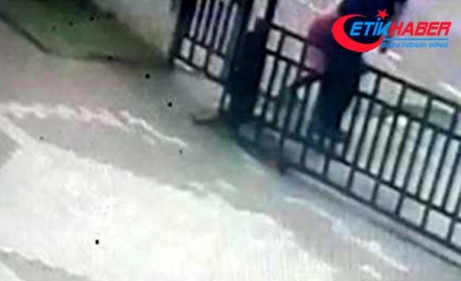 Samsun'da kız çocuğunu kaçırmaya çalışan kişiye gözaltı