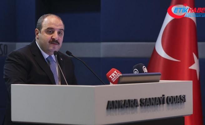 Sanayi ve Teknoloji Bakanı Mustafa Varank: Atık geri dönüşümüyle ülkemiz kazanacak