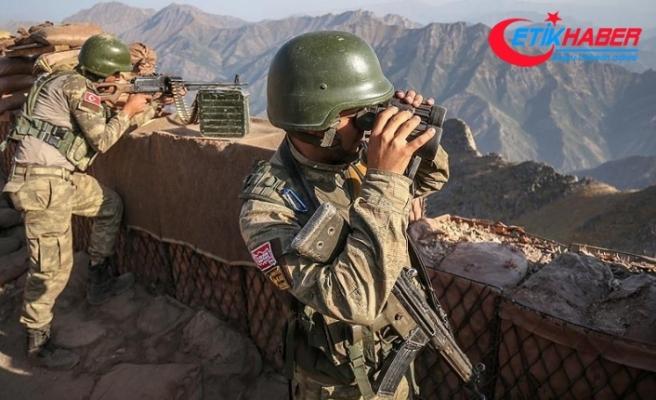 Şırnak'ta 3 YPG/PKK'lı terörist teslim oldu