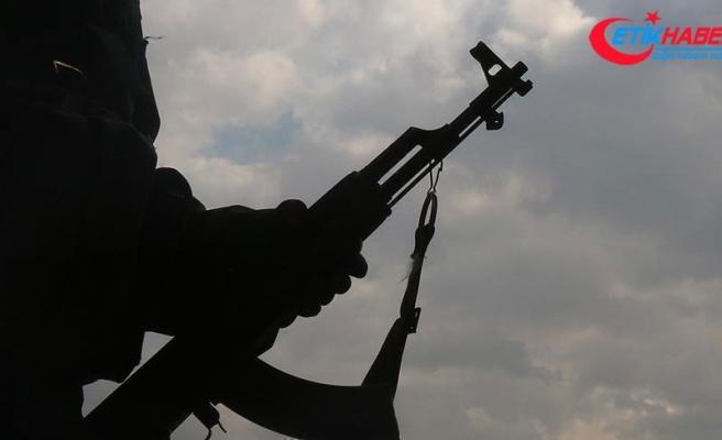 Şırnak'ta PKK'lı terörist teslim oldu