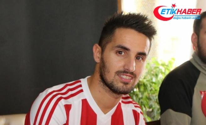 Sivasspor'un yeni transferi Vieira'dan kötü haber