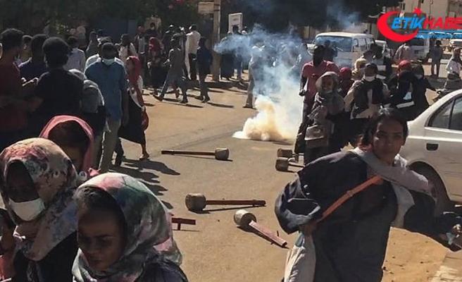 Sudan'daki gösterilerde 816 kişi gözaltına alındı