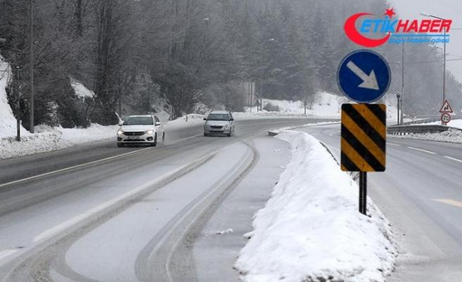 Tatile çıkacaklara 'kış şartları' uyarısı