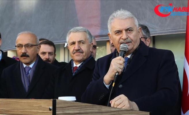 TBMM Başkanı Binali Yıldırım: Türkiye nasıl bir kalkınma hamlesi içinde olduğunu herkese gösteriyor
