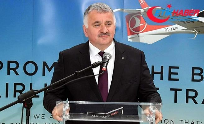 THY Genel Müdürü Bilal Ekşi: 2018 THY tarihine altın bir yıl olarak yazıldı