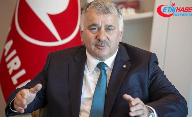 THY Genel Müdürü Ekşi: 3 Mart'ta yeni evimiz İstanbul Havalimanı'na gidiyoruz