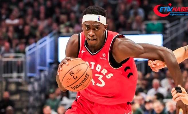 Toronto Raptors rakip tanımıyor