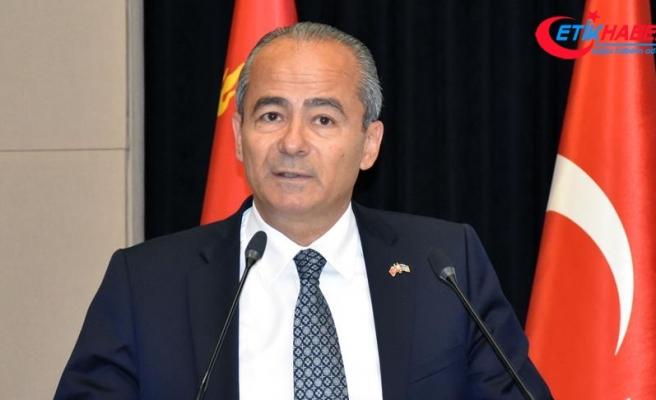 'Türkiye-Arjantin ilişkilerinin güçlendirilmesi için çaba gösteriyoruz'