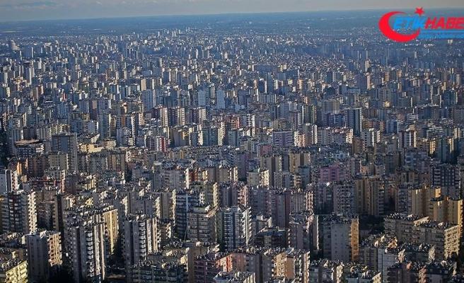 Türkiye'de geçen yıl 1,4 milyon konut satıldı
