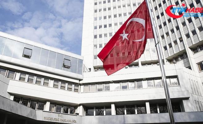Türkiye'den Gabon'daki darbe girişimine kınama