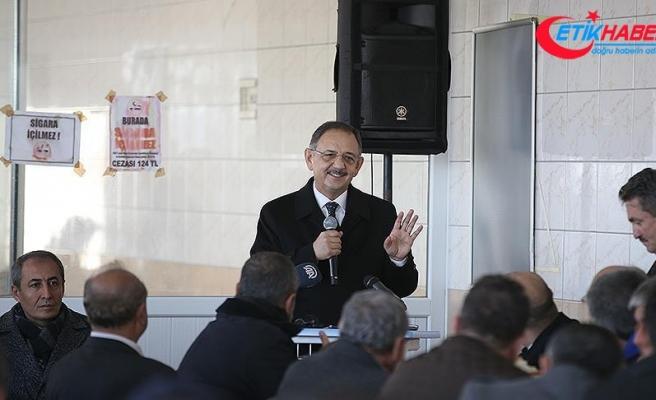 'Türkiye'nin en güzel stadyumunun temelini atıyoruz'