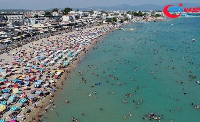 Türkiye'nin turizm geliri yüzde 12,3 arttı