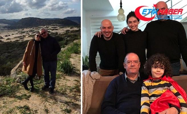 Ünlü oyuncu Hazar Ergüçlü, sevgilisi yönetmen Onur Ünlü'yü ailesi ile tanıştırdı