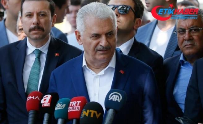 Yıldırım: Yaptıklarımız İstanbul için yapacaklarımızın teminatı olacak