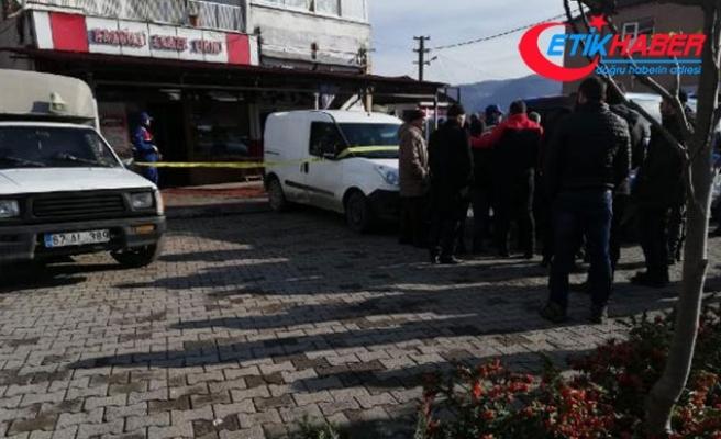 Zonguldak'ta esnaf kavgası: 1 yaralı