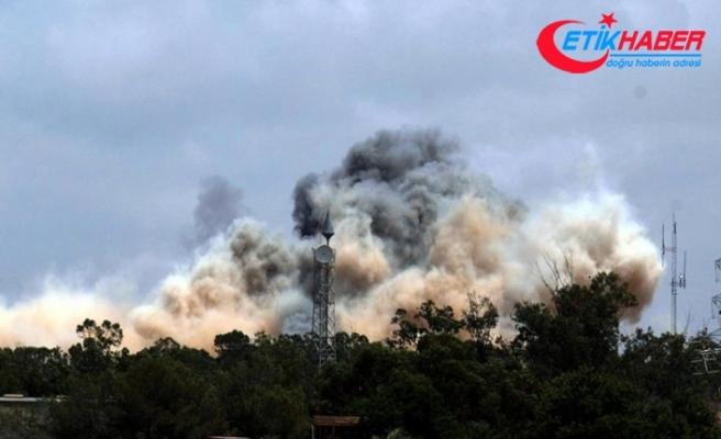 ABD'den Libya'nın güneyine hava saldırısı