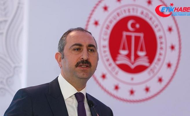 Adalet Bakanı Abdulhamit Gül: Kazdıkları çukura teröristleri gömdük, gömmeye devam edeceğiz