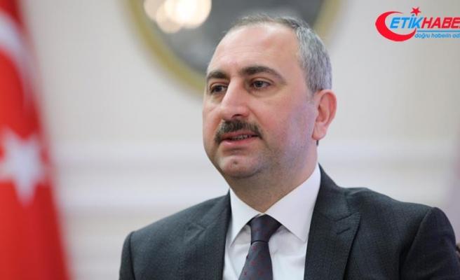 Adalet Bakanı Gül: 2019'un yargıya güven yılı olmasını hedefliyoruz