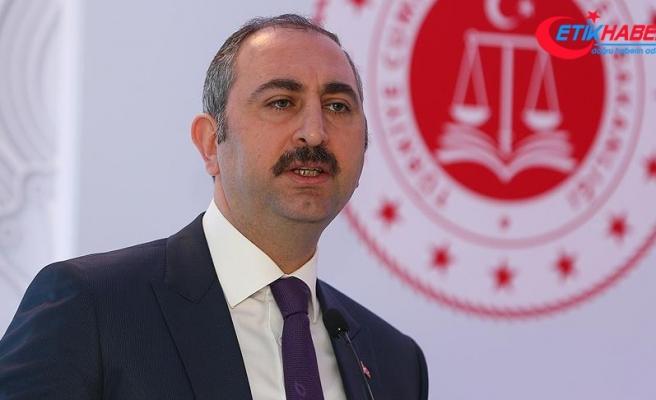 Adalet Bakanı Gül: Yakın zamanda nöbetçi noter uygulamasına başlayacağız