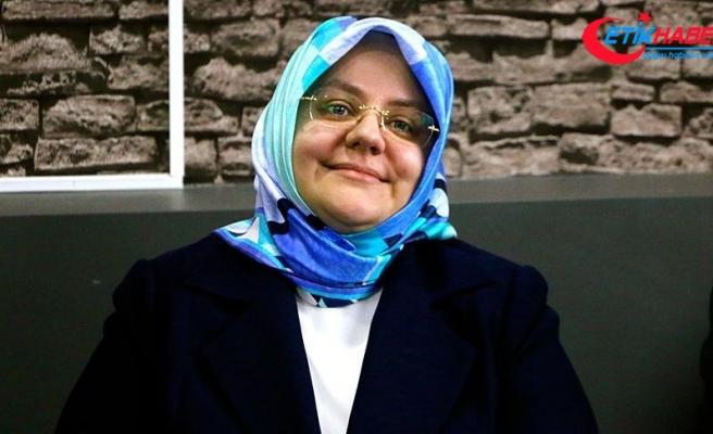 Aile, Çalışma ve Sosyal Hizmetler Bakanı Selçuk: Yerel seçimleri zaferle taçlandıracağız