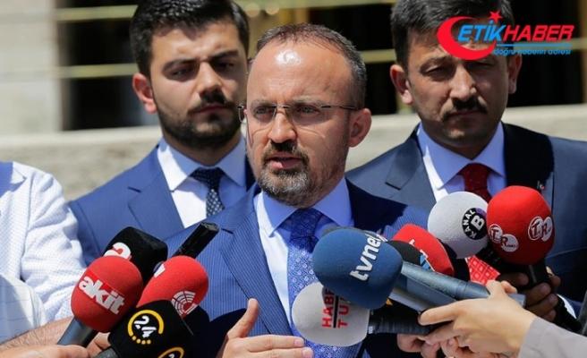 AKP'li Turan: Yeni askerlik sistemi çalışmalarında büyük mesafe alındı