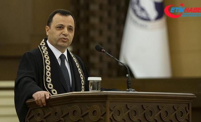 Anayasa Mahkemesi Başkanı Zühtü Arslan: 216 bin bireysel başvurudan 176 bini sonuçlandırıldı