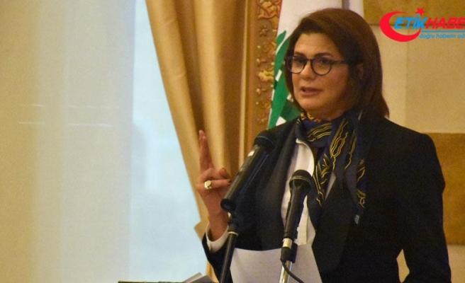 'Arap dünyasının ilk kadın İçişleri Bakanı Raya Hasan'
