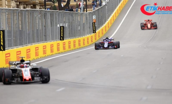 Azerbaycan Grand Prix'si 2023'e kadar Formula 1 takviminde