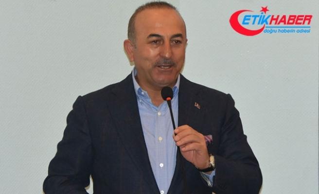 Çavuşoğlu: Rusya ile vizeleri tamamen kaldırmak için çaba sarf ediyoruz