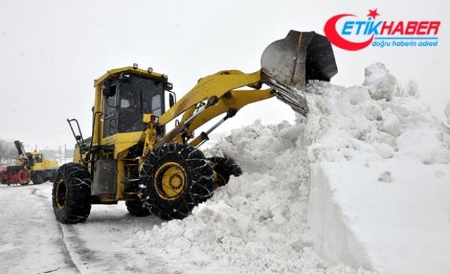 Bitlis Valisi Çağatay: Karla mücadelede harcamamız 7,5 milyon lirayı geçti