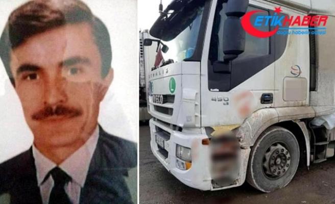 Bolulu TIR şoförü, Ukrayna'da boğazı kesilerek öldürüldü