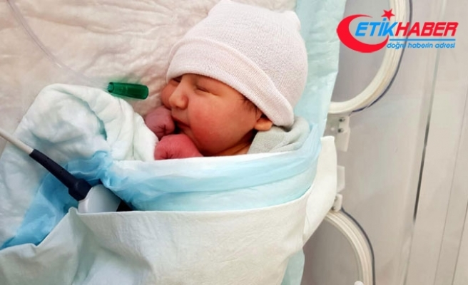Çalılıkların arasına terk edilen bebek, ağlayınca fark edildi