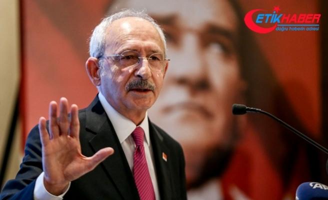 CHP Genel Başkanı Kılıçdaroğlu: Katılımcı demokrasiyi güçlendirmek zorundayız