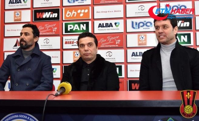 Cihat Arslan Bosna Hersek Ligi'nde
