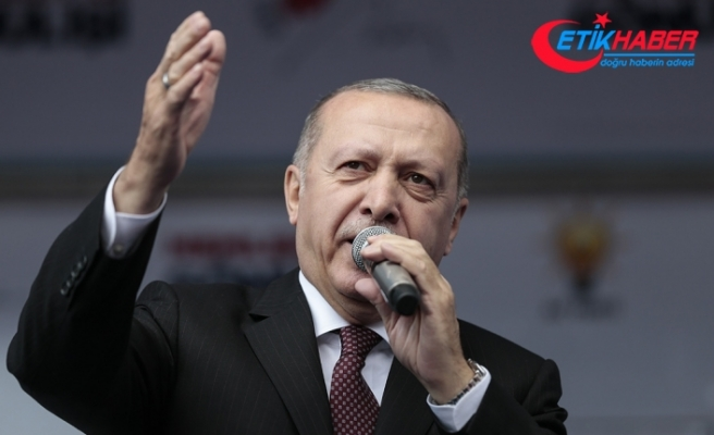 Cumhurbaşkanı Erdoğan: Biz sizi sesinizden tanırız
