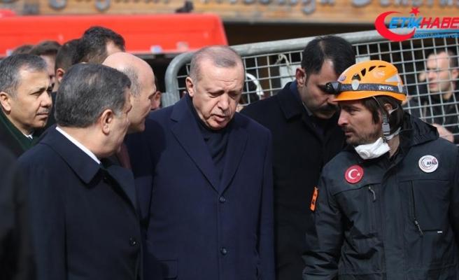 Cumhurbaşkanı Erdoğan: Bütün çalışmalardan sonra kararlı bir şekilde adımlarımızı atacağız