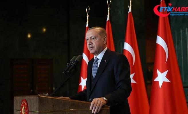 Cumhurbaşkanı Erdoğan: Teknolojiye hakim olmadan bağımsızlığımızı sürdüremeyiz