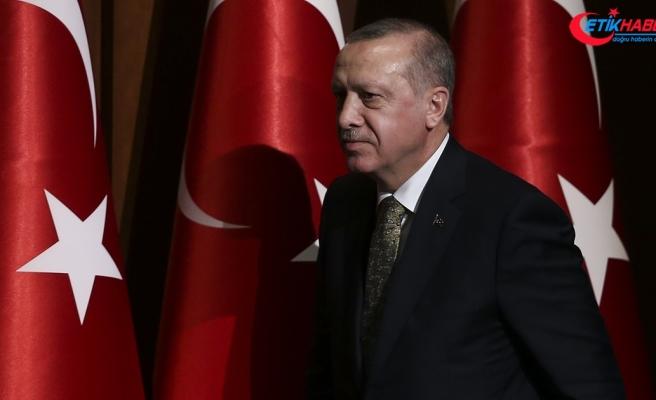Cumhurbaşkanı Erdoğan: Türkiye'de iki ittifak karşı karşıyadır