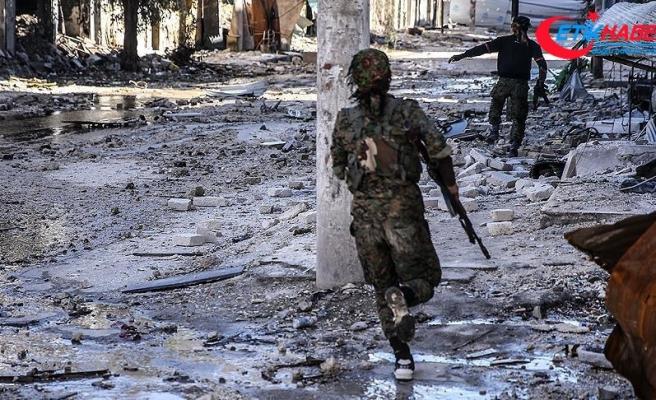 Deyrizor'da YPG/PKK-DEAŞ arasındaki çatışmalar sürüyor