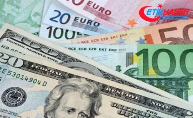 Dolar 5.20, euro 5.93 ve sterlin 6.74 lirada