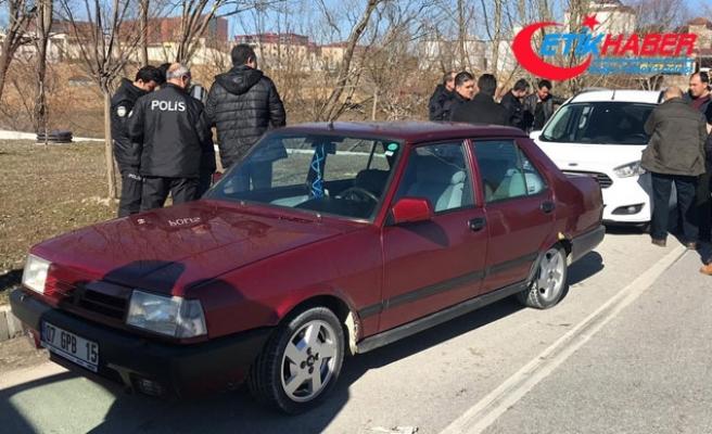 Drift yapıp, kaçan ehliyetsiz sürücüye 13 bin 700 lira ceza