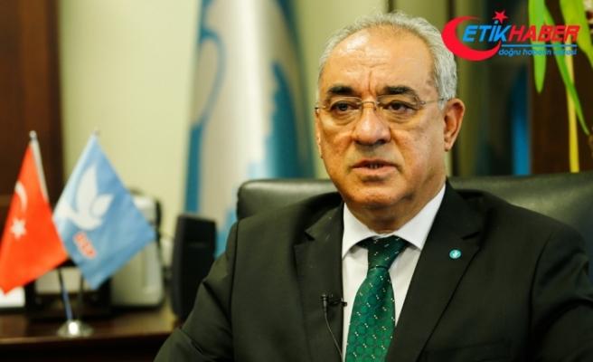 DSP Genel Başkanı Aksakal: Sol seçmene zulüm yapılıyor