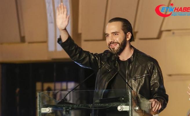 El Salvador'un yeni devlet başkanı Osmanlı torunu Nayip Bukele