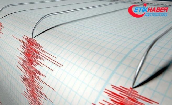 Peru'da 7,1 büyüklüğünde deprem meydana geldi