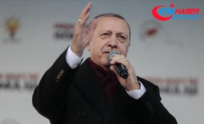Erdoğan: 20 bin öğretmen ataması daha gerçekleştireceğiz