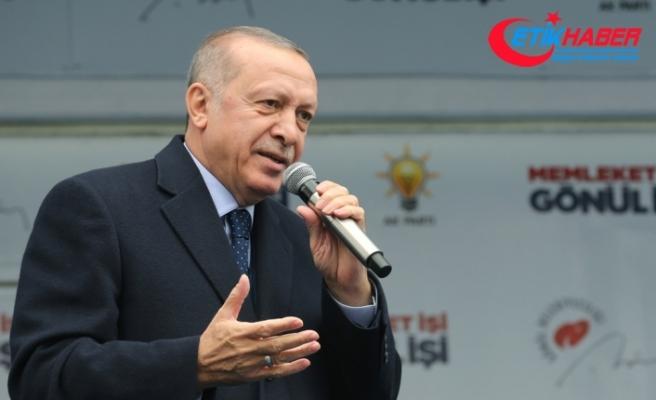 Erdoğan: 9 genci idam eden Sisi'nin davetine giden AB üyeleri demokrasiden bahsedemez